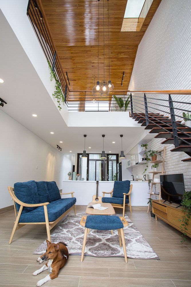 Gallery Of Minimalist House 85 Design 6 Interior In