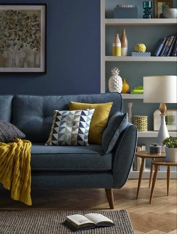Twitterㅤ Blue Sofas Living Room Yellow Living Room Modern Sofa Designs