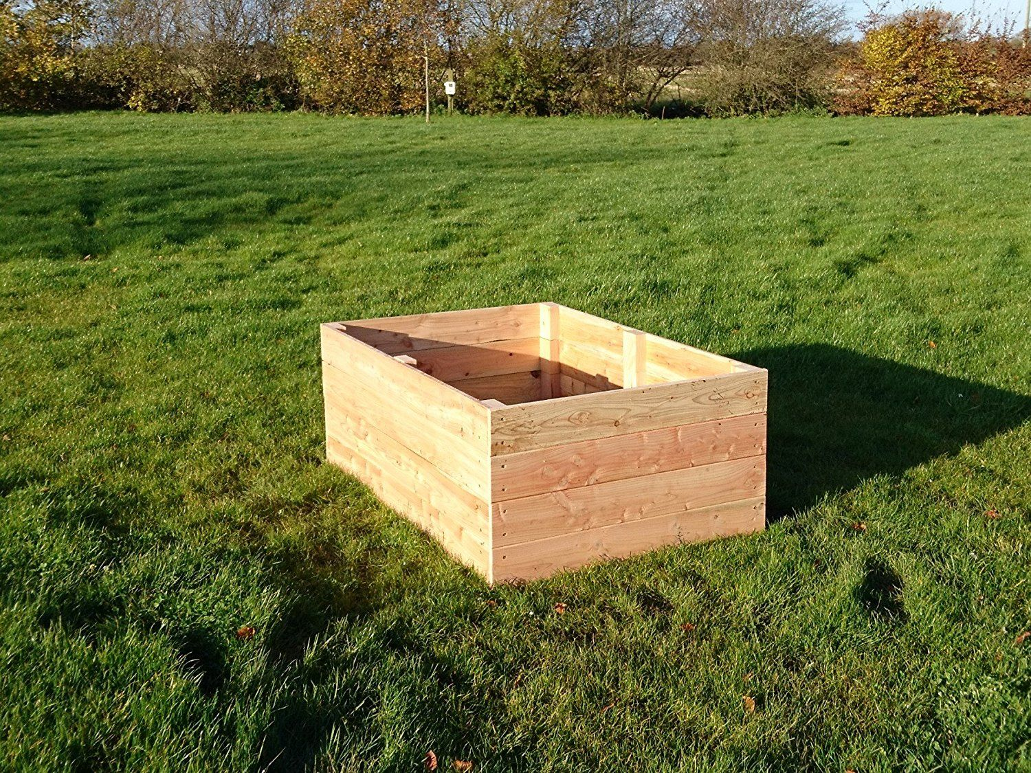 Premade planter 1.5m x 1m x .60m price £100 (With images