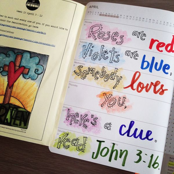 LOVE  John 3:16