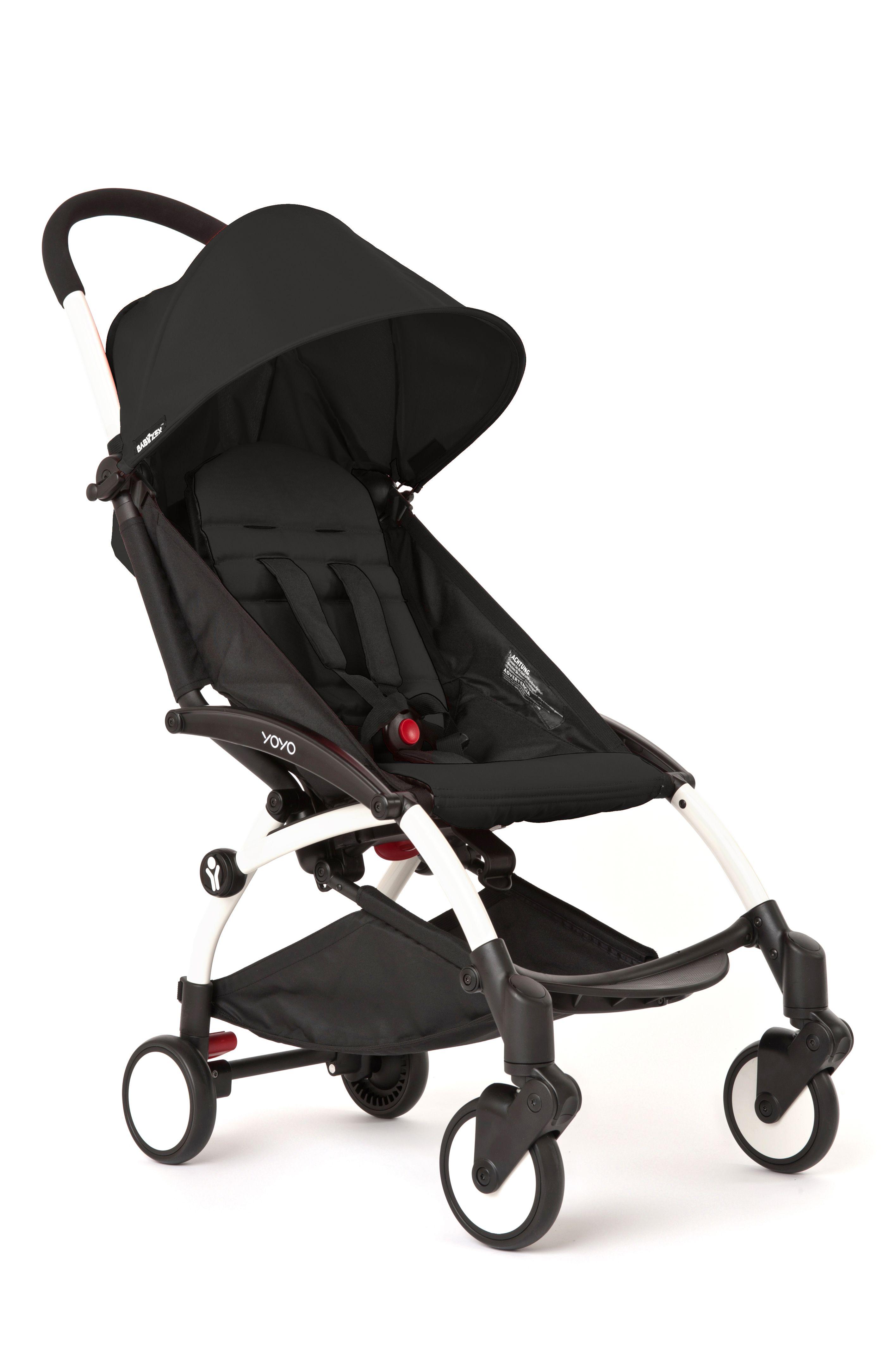 White / black Yoyo stroller, Babyzen, Babyzen yoyo