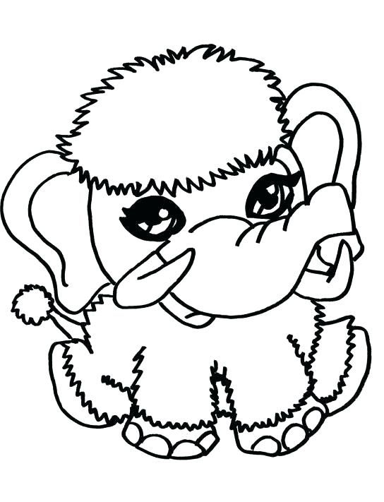 elephant monster high coloring pages - photo#38