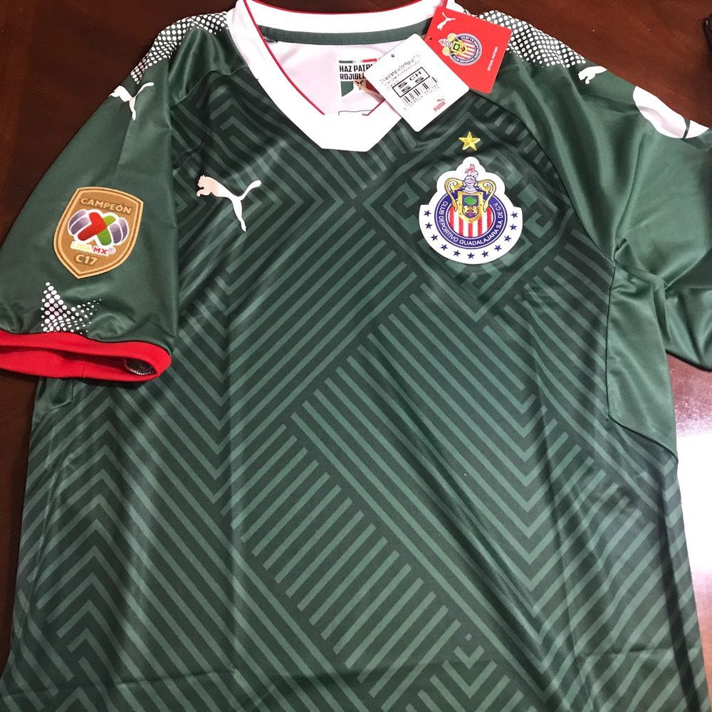 half off 7f8a7 b2bff Pin on Chivas jersey