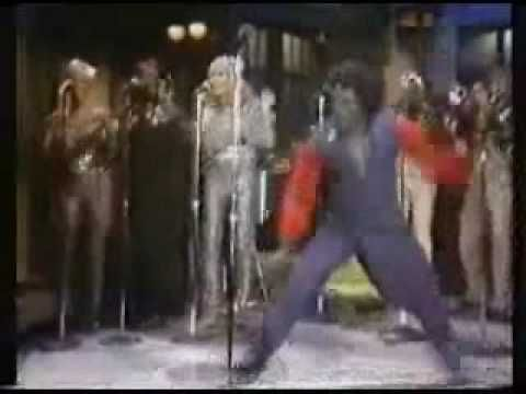 James Brown - Best Dance Moves Ever - Did he have wheels on his