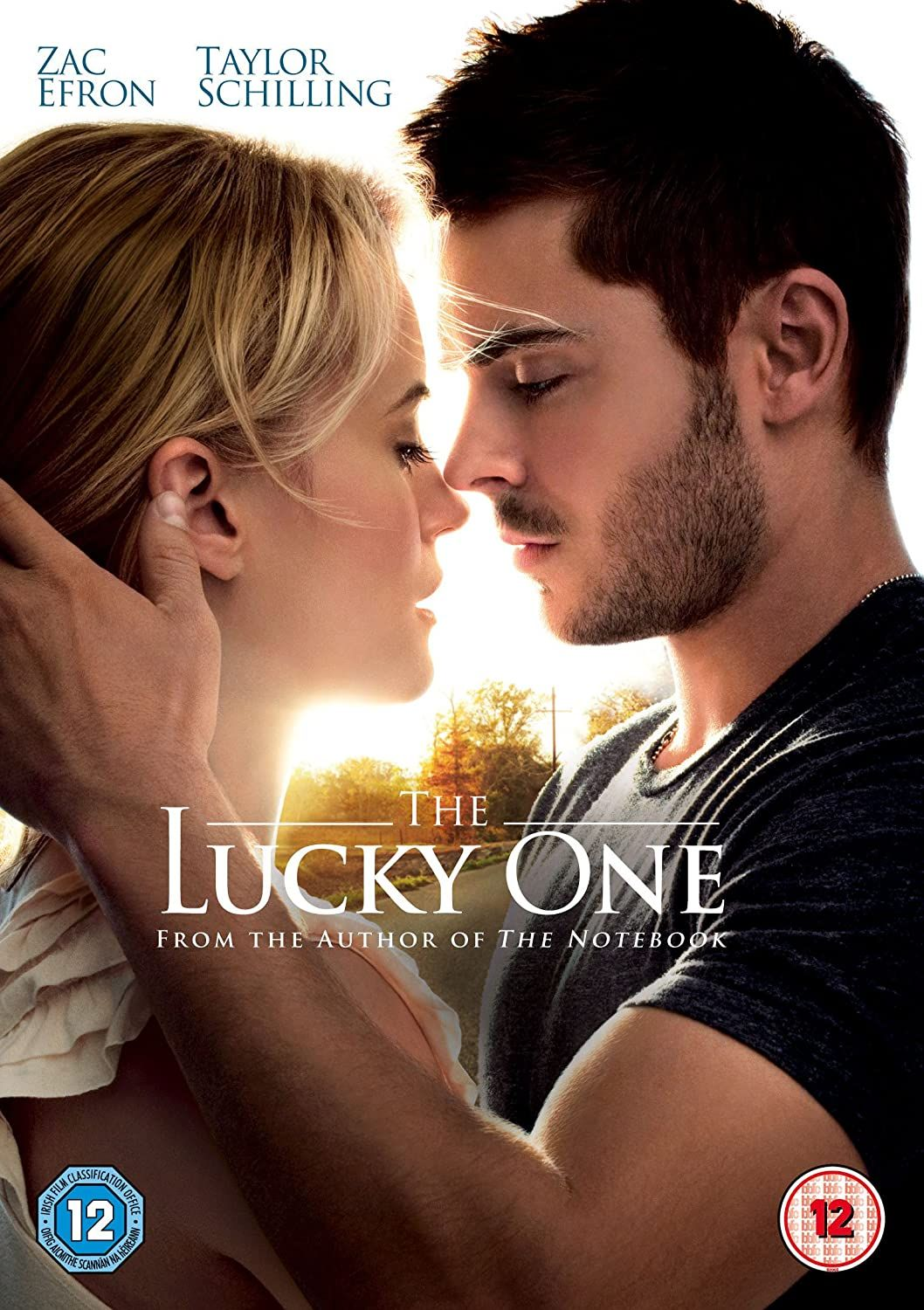 The Lucky One The Lucky One Movie Romantic Movie Scenes The Lucky One
