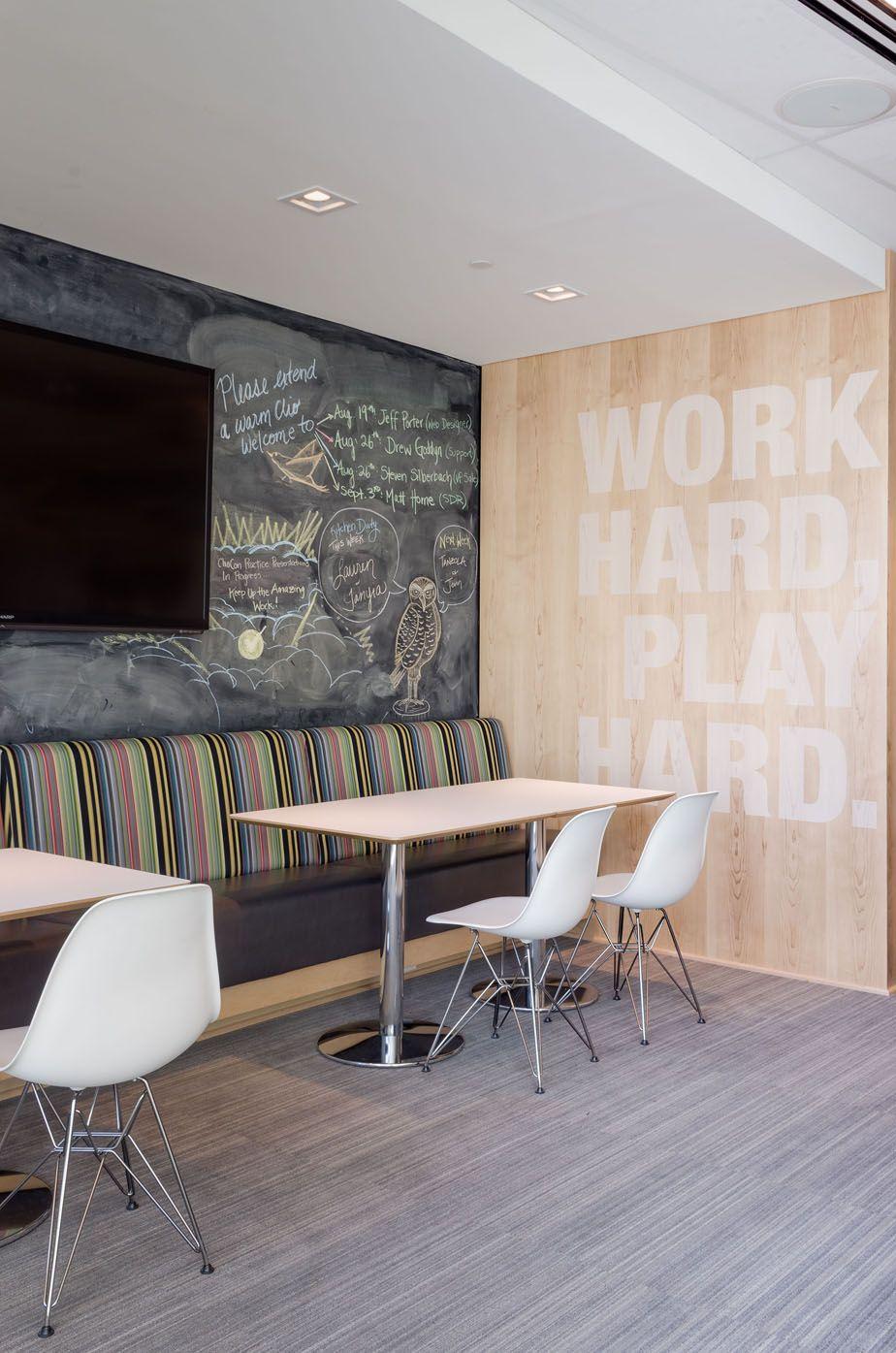 SSDG Interiors Inc. | workplace hi-tech: Clio Award winning interior ...