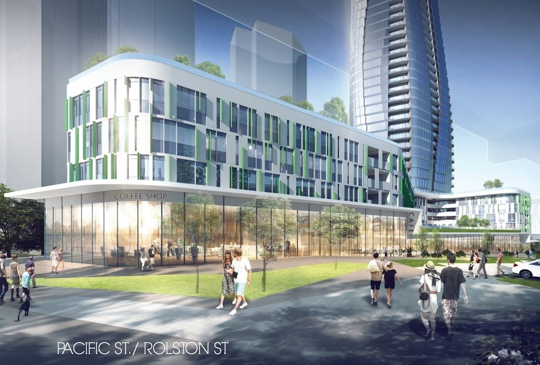 Gallery Of New Renderings Reveal Vancouver S Gateway Tower Counterpart To Big S Vancouver House 7