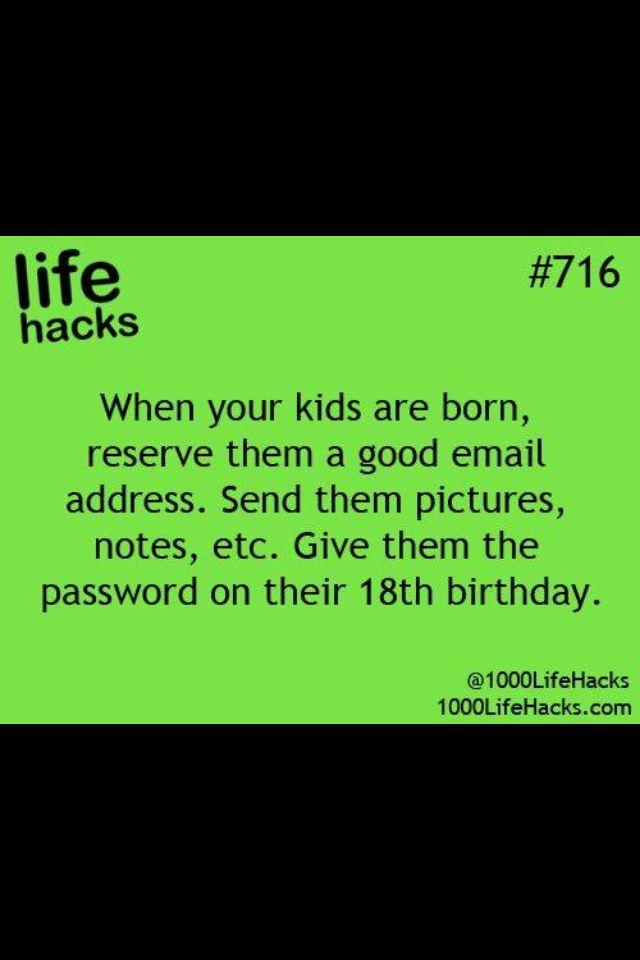 Life Hacks, Good To Know, Simple Life Hacks