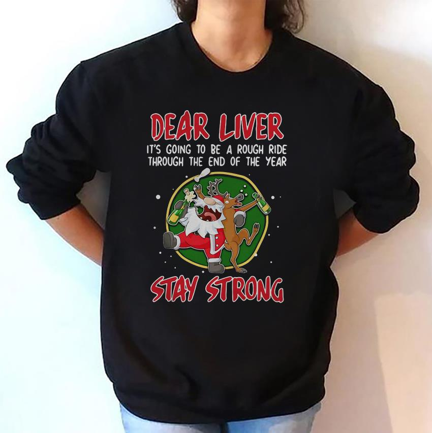 Stay Strong Liver Meme