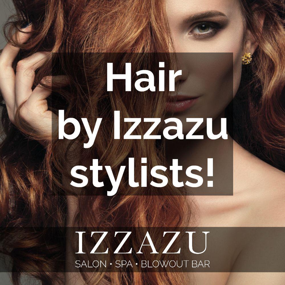 Hair By Us By Izzazu Salon, Spa & Blowout Ba