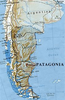 Useful Travel Information Trip Notes Patagonia Chile Argentina - Argentina chile map
