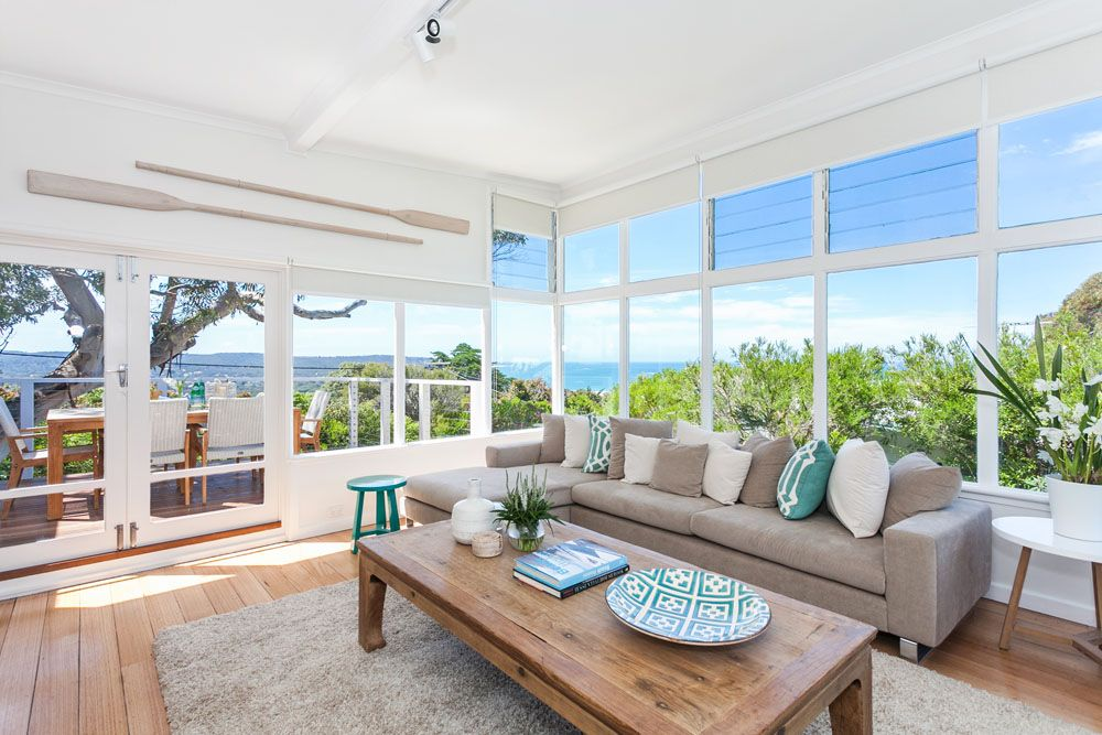 Australian Coastal Decor With Images Beach House Interior