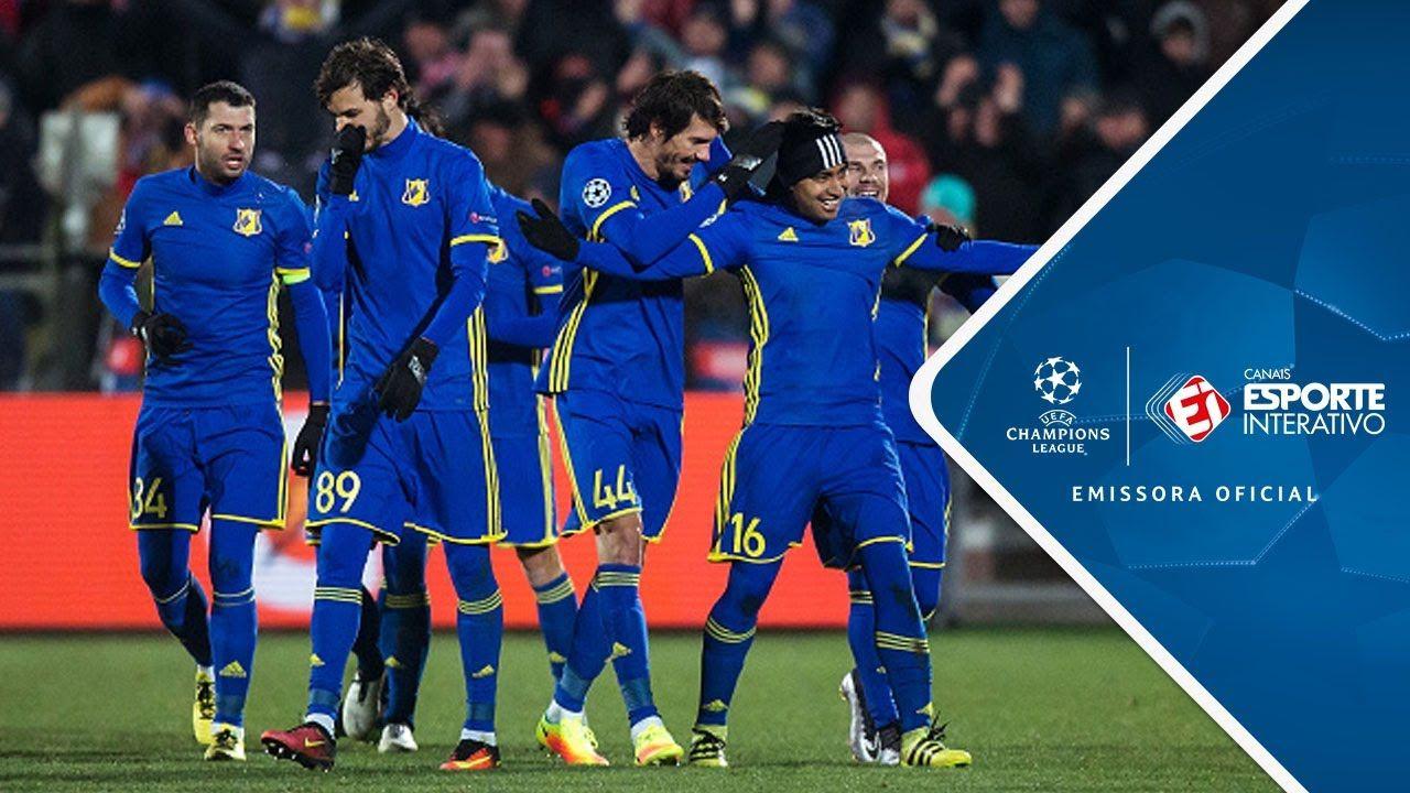 Rostov Champions League