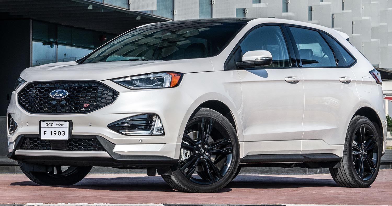فورد إدج أس تي 2020 الجديدة كليا هذا ما سيحدث عند التحول لوضعية القيادة الرياضية موقع ويلز Ford Edge Car Suv