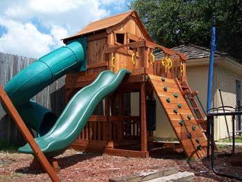 Genial 49) Backyard Fun Factory Fort Stockton By Laura Jeffcoat, Via Flickr