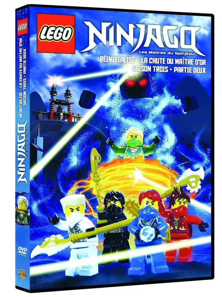 Ninjago r initialis saison 3 partie 2 dvd dvd - Jeux de ninjago gratuit lego ...