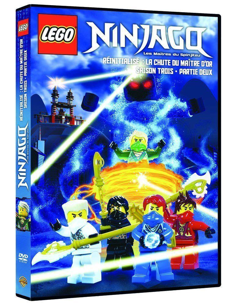 Ninjago r initialis saison 3 partie 2 dvd dvd - Ninjago saison 2 ...