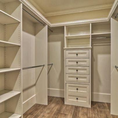 Closets modernos de madera para j venes closets modernos for Modelos de closets para dormitorios modernos