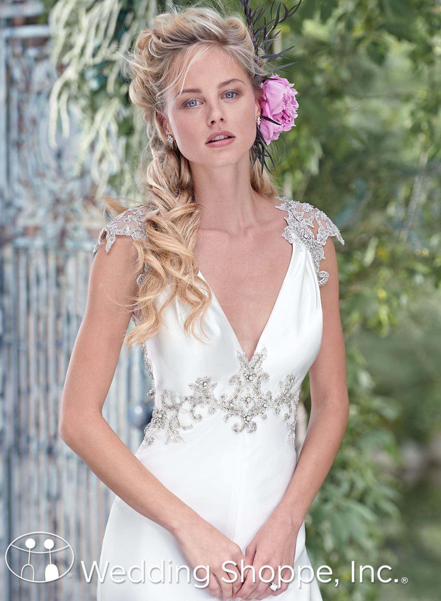 Maggie Sottero Bridal Gown Austin / 6MW216 | Favorites | Pinterest ...