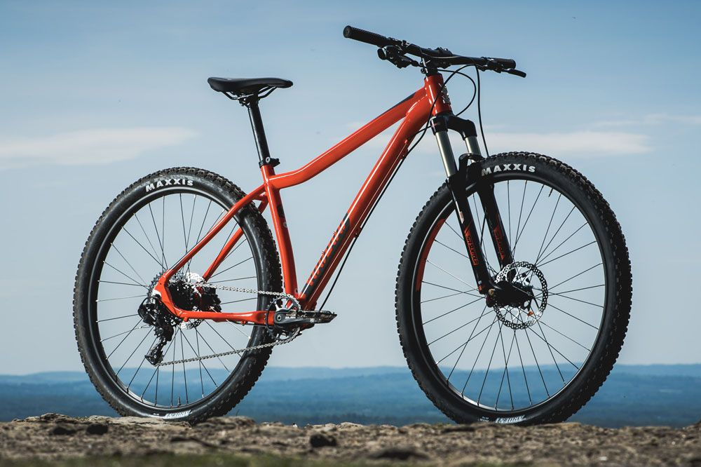 Sub 750 Hardtail Of The Year Voodoo Bizango Review Hardtail