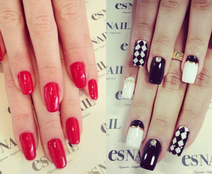 72 Modele Unghii La Moda Anul Acesta Nails Beauty Nail Polish