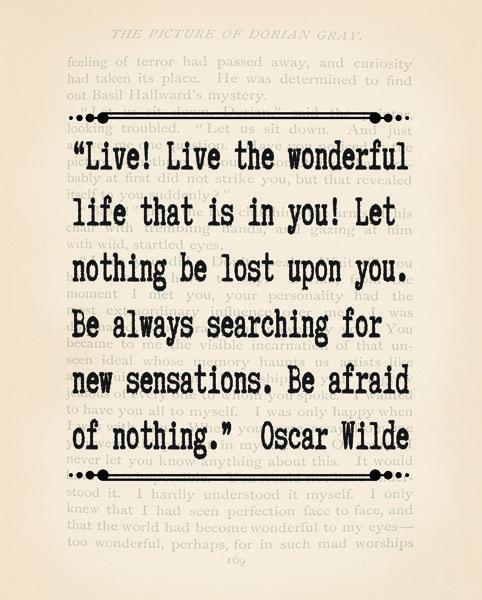 Sybil vane quotes