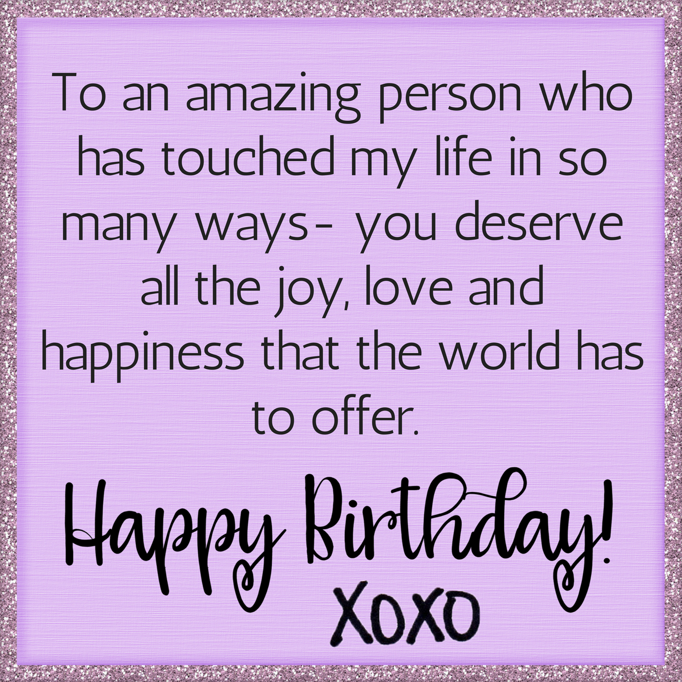 happybirthday #birthdaywishes #someonespecial #happybirthdayquotes