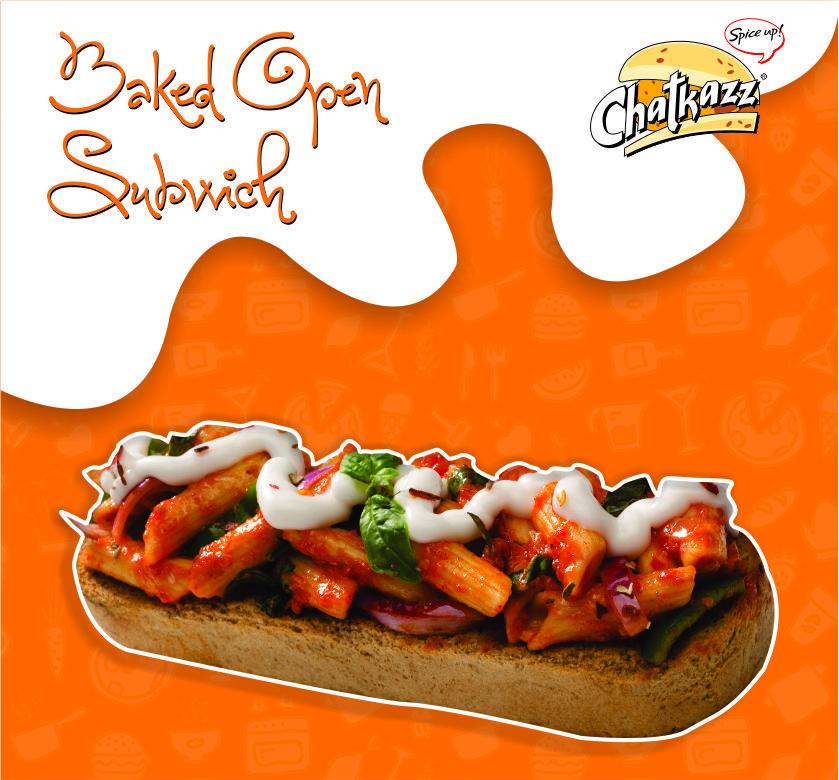 Feeling hungry? Order the great taste of Chatkazz Baked