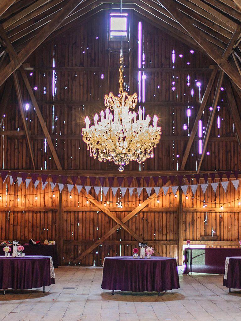 Wedding light decoration ideas   Rustic Barn Wedding Ideas  Pinterest  Wedding lighting