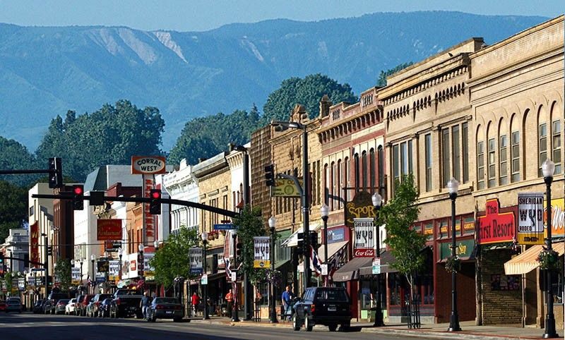 Free pictures of Sheridan, WY | The image shows Sheridans ...