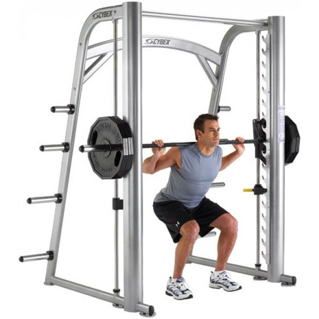 Cybex Smith Press Gym Source In 2020 Gym Equipment Names How To Use Gym Machines Gym