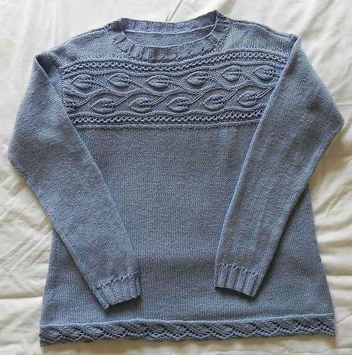 Ravelry: Beechwood pattern by Sarah Hatton