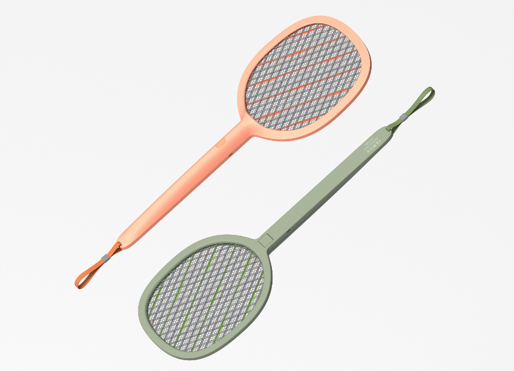 Cleave Foldable Electric Fly Swatter 250 Design Fly Swatter Clove Foldables