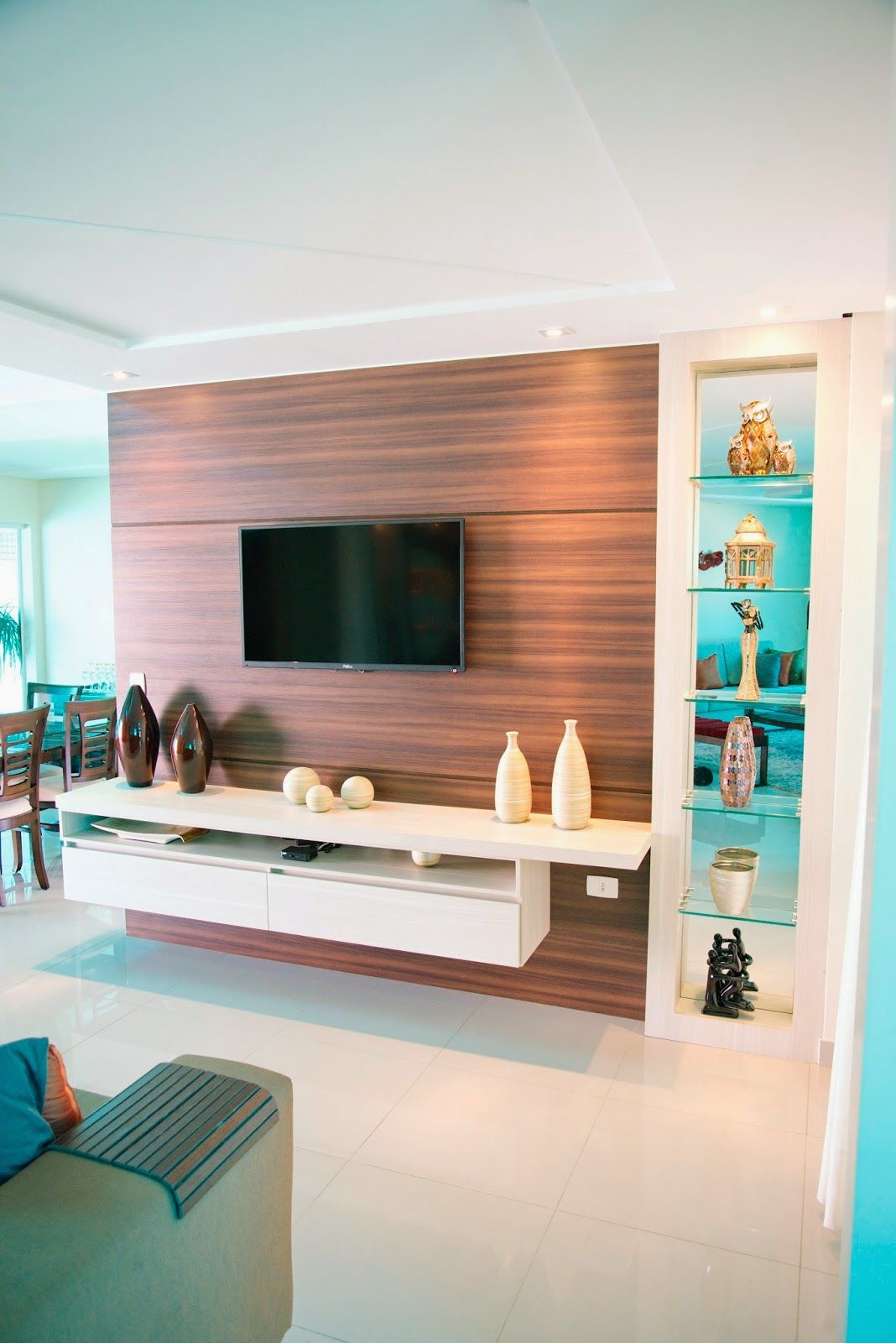 Pin em architecture interior design for Sala design moderno