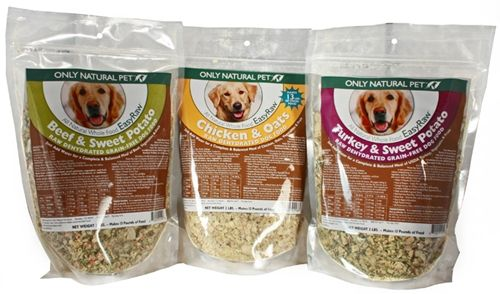 Only Natural Pet Easy Raw Dehydrated Dog Food Made In Usa Just