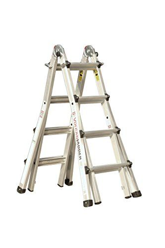 Vulcan Ladder Usa Es 17t11g1 Multi Task Ladder Best Ladder Ladder Folding Ladder