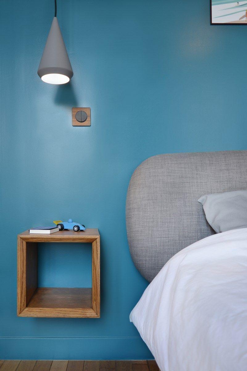 chevet suspendu et lampe pendante middle shade frandsen. Black Bedroom Furniture Sets. Home Design Ideas