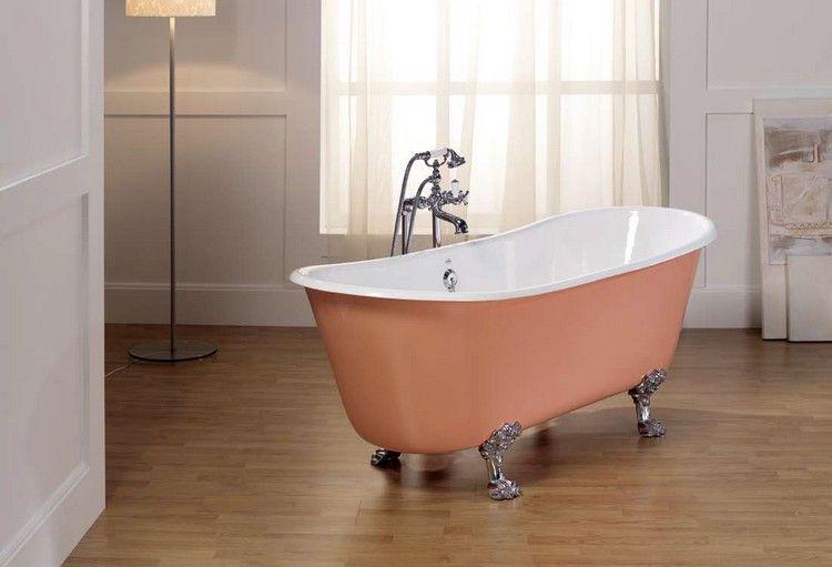 baignoire patte de lion pour anoblir la salle de bains. Black Bedroom Furniture Sets. Home Design Ideas