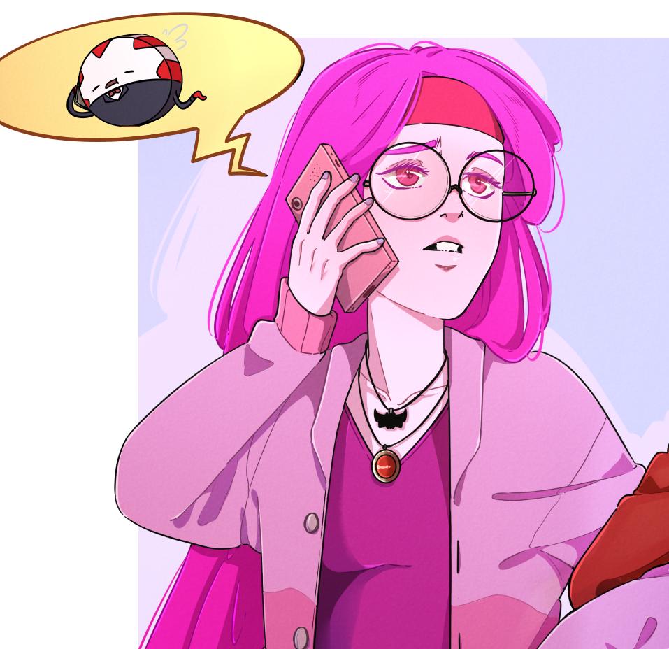 I'm Omy! Marceline and bubblegum, Marceline, Adventure time