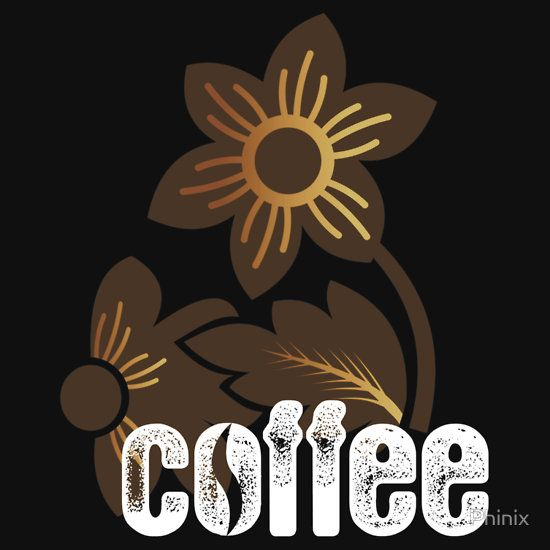 Coffe Flowers Like Nature