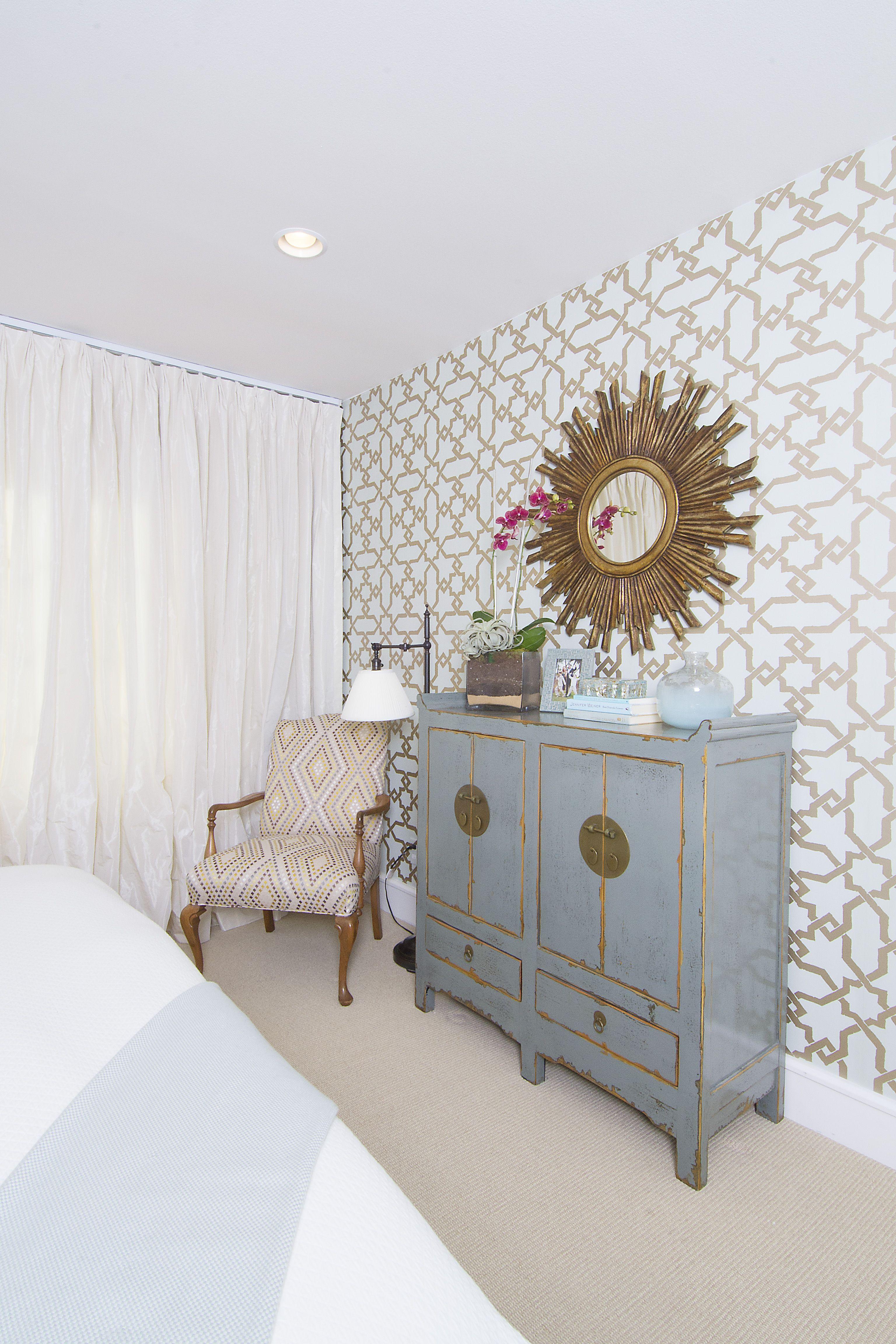 Beautiful details from Kendra's guest bedroom #KendraScott ...