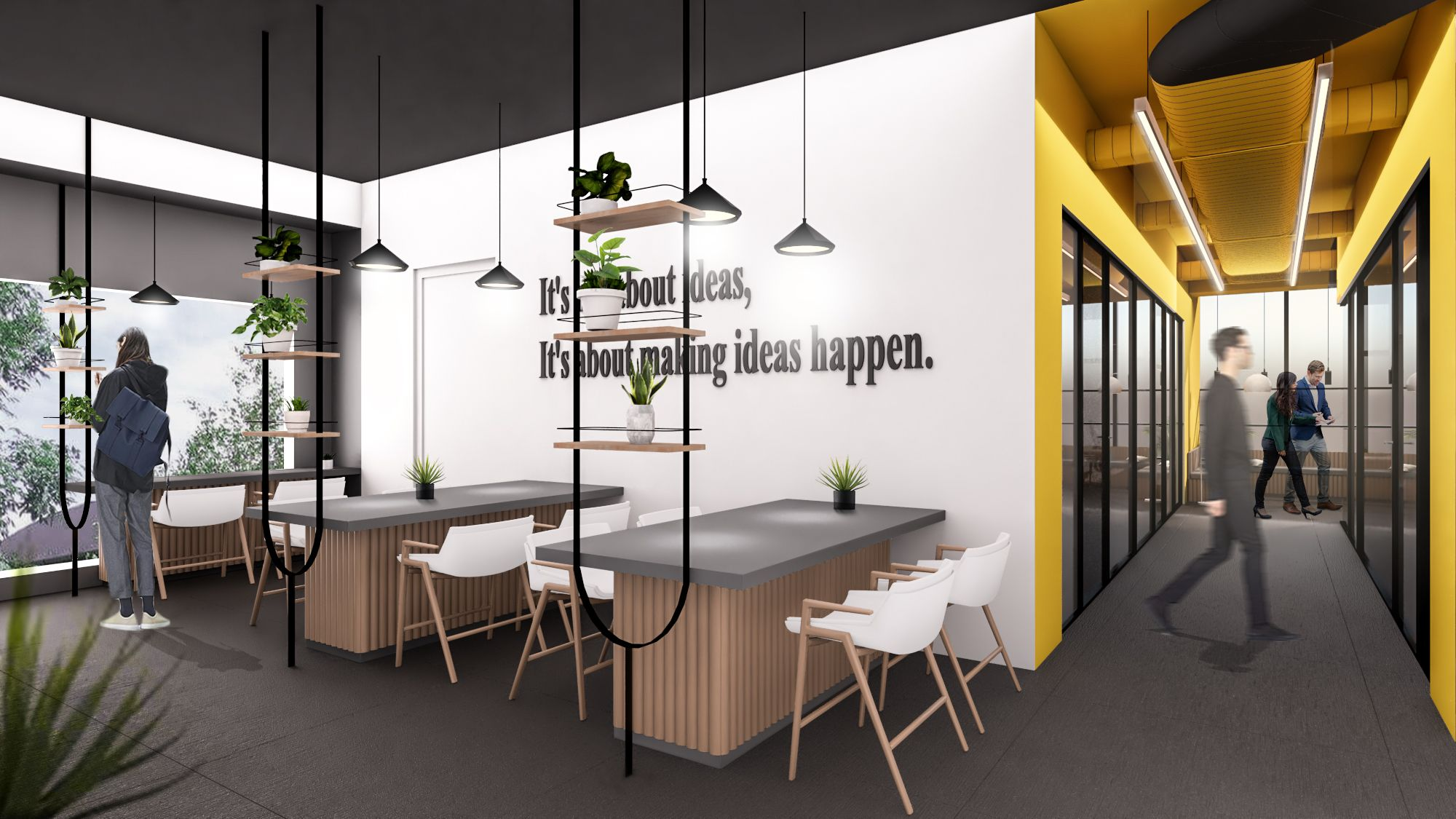 Coworking Space In Indiranagar In 2020 Coworking Office Space