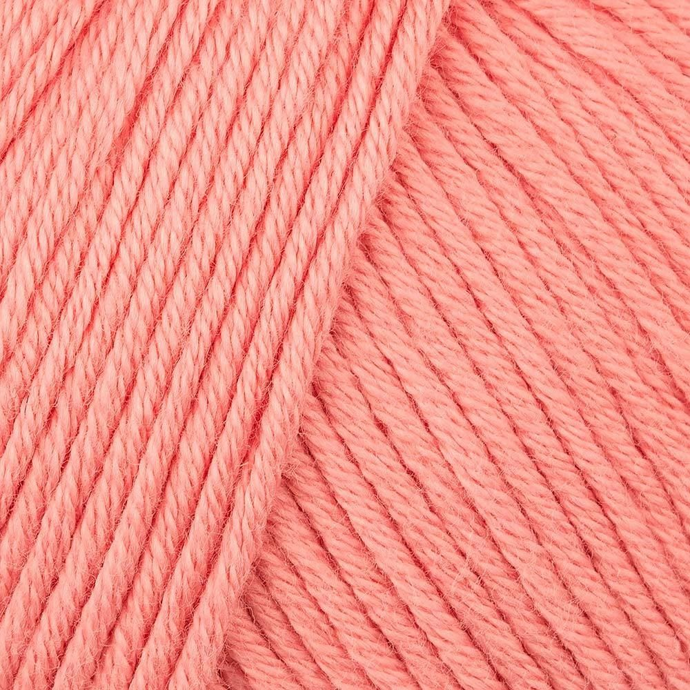 Katia Cotton 100% is made from pure cotton and comes in a fabulous range of neutrals and brights. Hypo-allergenic and machine washable, this yarn is ideal for DK baby patterns plus all your warm weather knitted garments and accessories.