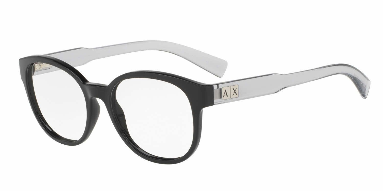 ddf0717f7a5 Armani Exchange AX3040F Eyeglasses