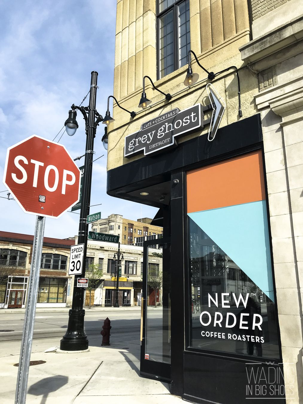 Detroit Coffee Shop Spotlight New Order Coffee Roasters In 2020 Detroit Michigan Colorful Coffee