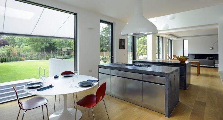 Arbeitsplatte Neue Oberfläche arbeitsplatte aus beton – 30 ideen für neue oberfläche in der küche