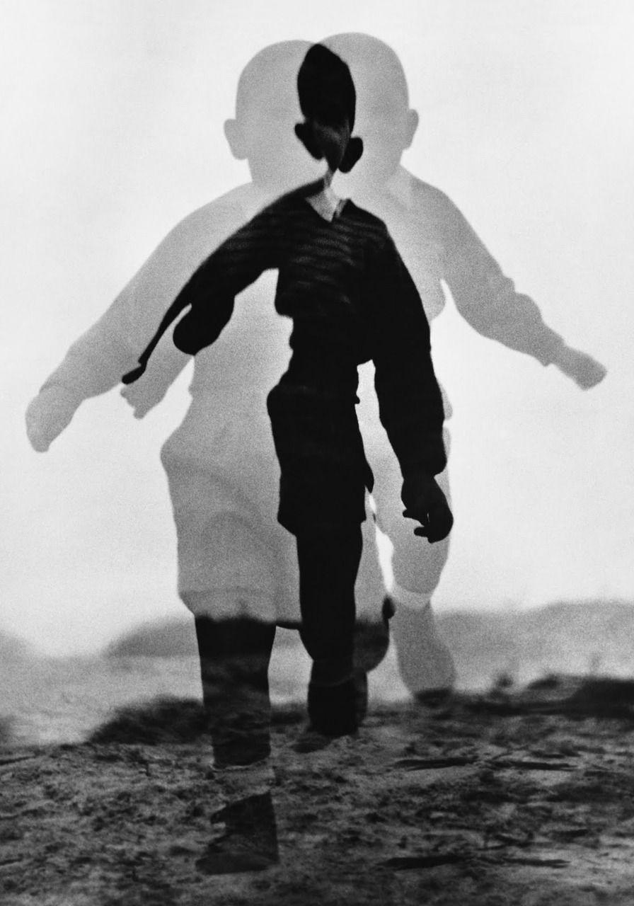 "German Lorca - Menino, 1950s -1960s  From ""German Lorca: Olhar Imaginário"""
