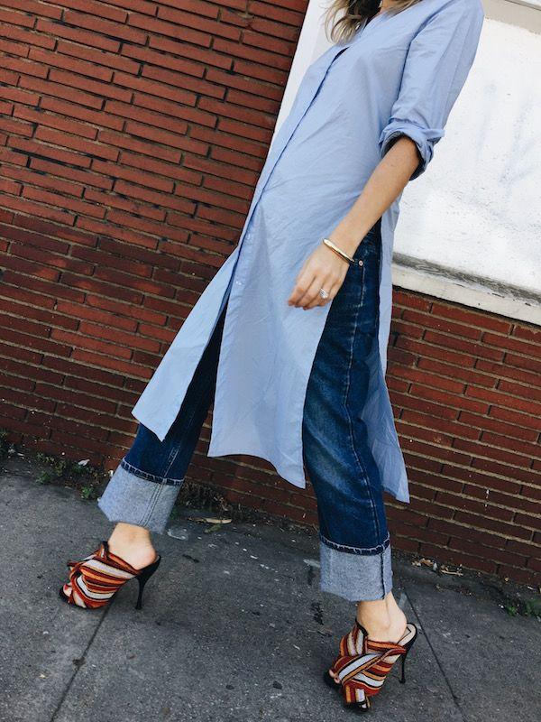BLUE BUMP - The Fashion Sight The Fashion Sight