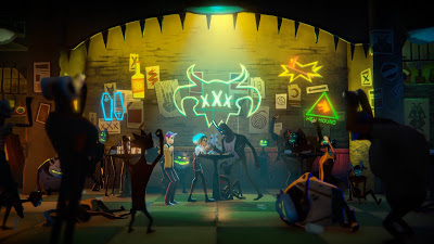 New Games AFTERPARTY (PC, PS4, Xbox One) in 2020 Night