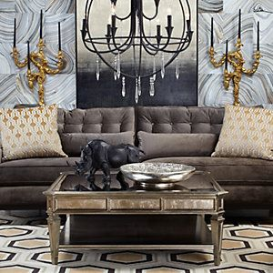 17 best images about luxe living rooms on pinterest furniture craftsman houses and living rooms